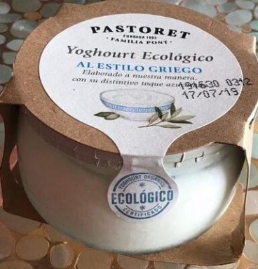 Yoghourt Ecológico al estilo griego