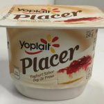 Yoghurt Placer Yoplait