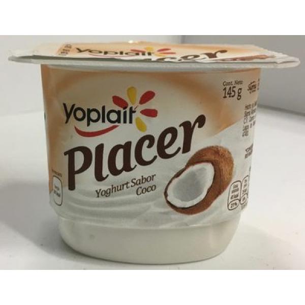 Yoghurt Placer Yoplait