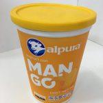 Yoghurt con Mango