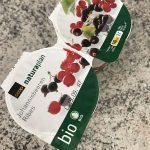 Yogourt raisinet et cassis