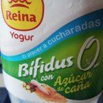 Yogur Bífidus 0% con azúcar de caña