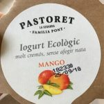 Yogur Ecológico Mango