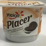 Yogur Placer Cookies & Cream Yoplait