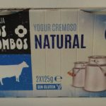 Yogur cremoso natural