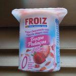 Yogur desnatado trozos