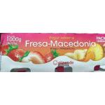 Yogur fresa macedonia