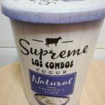 Yogur natural Suprema Los Combos