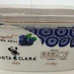 Yogurt sabor Mora Azul