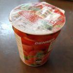 Yogurth fraise