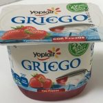 Yoplait Griego Fresa