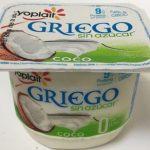 Yoplait Griego sabor coco