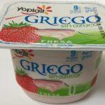 Yoplait Griego sabor fresa