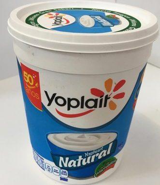Yoplait Yoghurt Natural