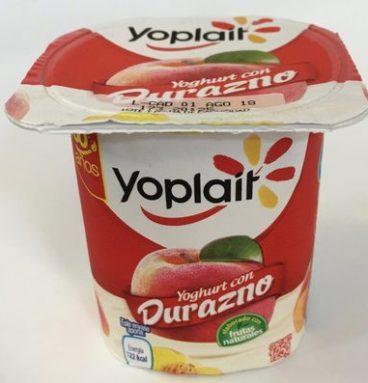 Yoplait Yoghurt con Durazno