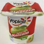 Yoplait Yoghurt con Manzana