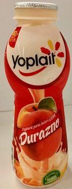 Yoplait Yoghurt para beber con Durazno