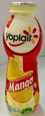 Yoplait Yoghurt para beber con mango