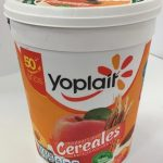 Yoplait Yohurt con Cereales