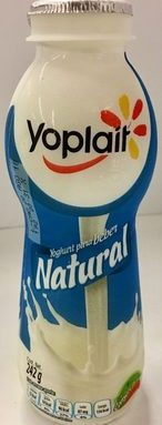 Yoplait yoghurt para beber natural