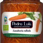 Zanahoria en tiras