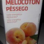 Zumo de melocoton