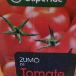 Zumo tomate