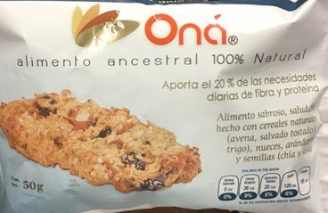 alimento ancestral 100% natural