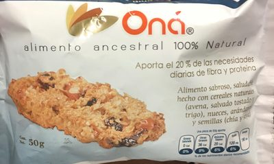 alimento ancestral 100% natural