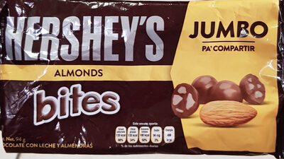 almonds bites