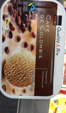 cafe de comlombie creme glacee