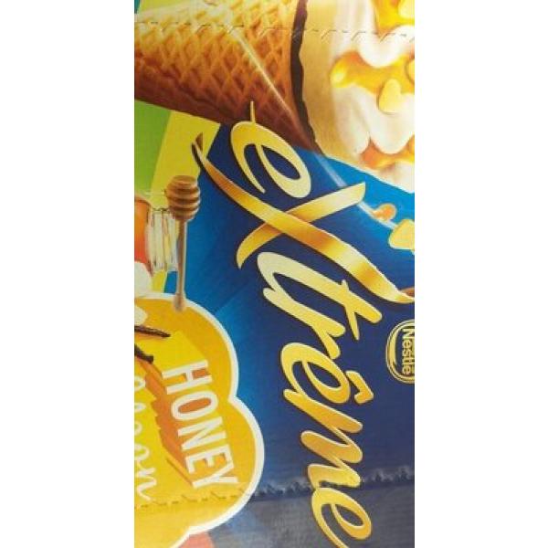 extrême honte mon vanille et miel