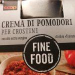 fine food crema di promodori