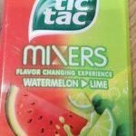 flavor changing pastèque/citron vert