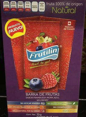 frutilin fruit to go fambruesa