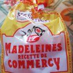 madeleine recette de commercy