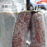 salchichón extra ibérico casero