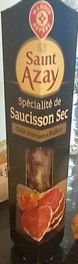 saucisson sec saint azay