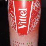 vitel fraise infuser bioVittel infusée fraise bio