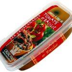 Recette a base de tomate et basilic