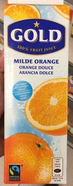 100% FRUIT Jus d'orange douce