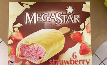 6 strawberry
