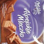 Alpejskie mleczko