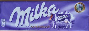 Alpen milch