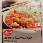 Annas Best Chicken Sweet & Sour