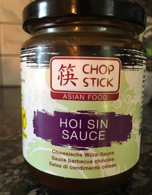 Asian Food Hoi Sin Sauce Barbecue Chinoise