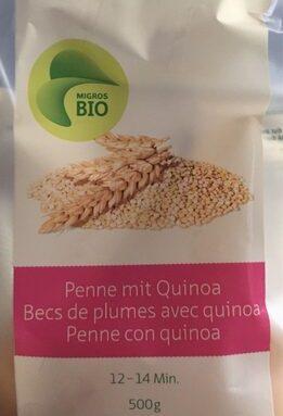 Bec de plumes avec quinoa