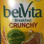 Belvita Breakfast Biscuits Crunchy Hazelnuts