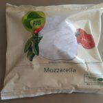 Bio Mozzarella 150G