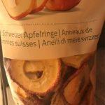 Bio Schweizer Apfelringe 120G